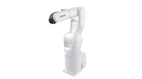 5 to 6-axis robot with arm reach up to 605 mm