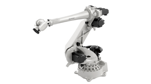 Robot arm model VL- 2500 with arm reach of 2503 mm
